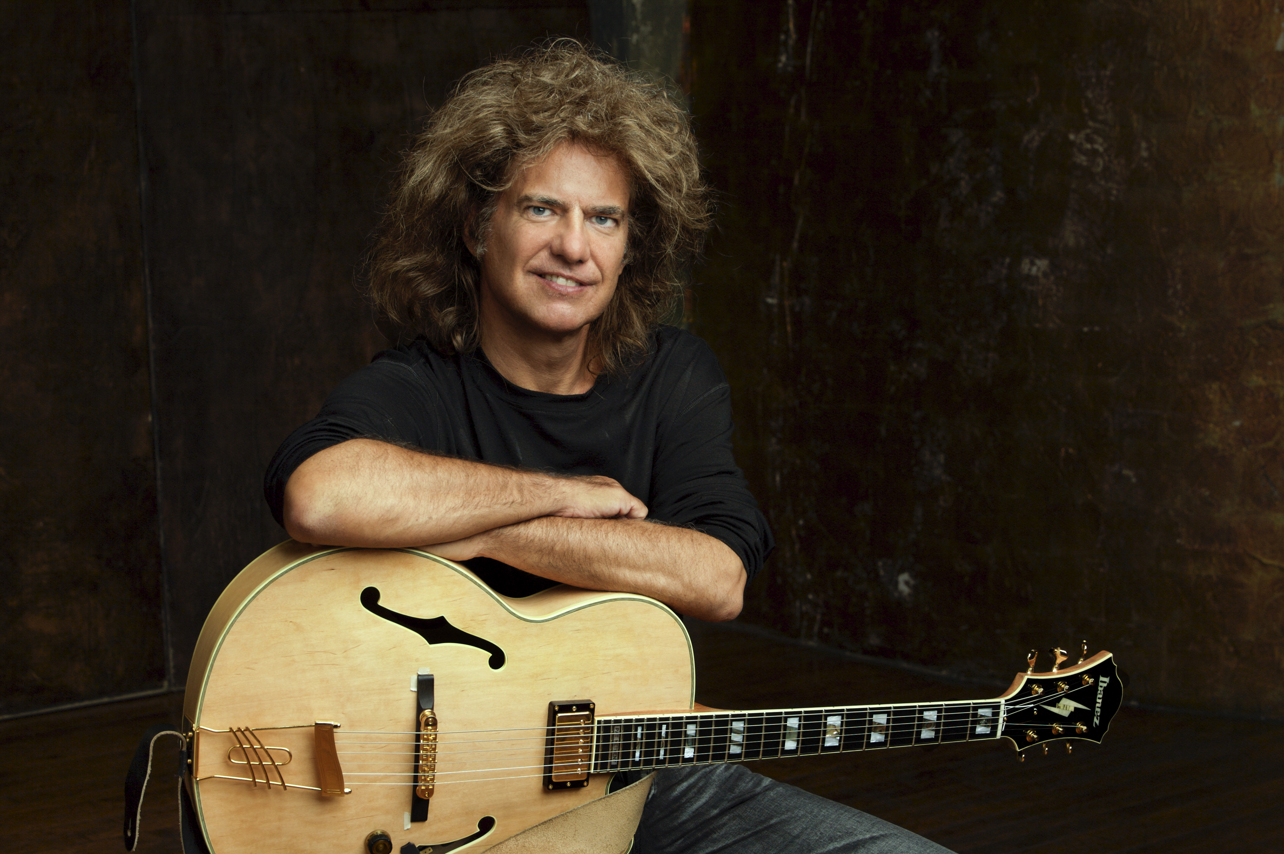Photo of Pat Metheny by Jimmy Katz